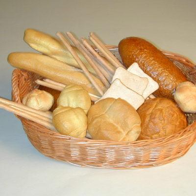Brød og ost