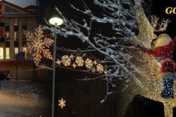 Dekorasjoner til julegater